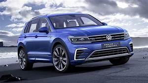 Volkswagen Tiguan 2016 : 2016 volkswagen tiguan gte top speed ~ Nature-et-papiers.com Idées de Décoration