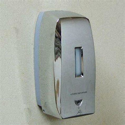 auto automatic wall mounted soap dispenser bulk fill hands