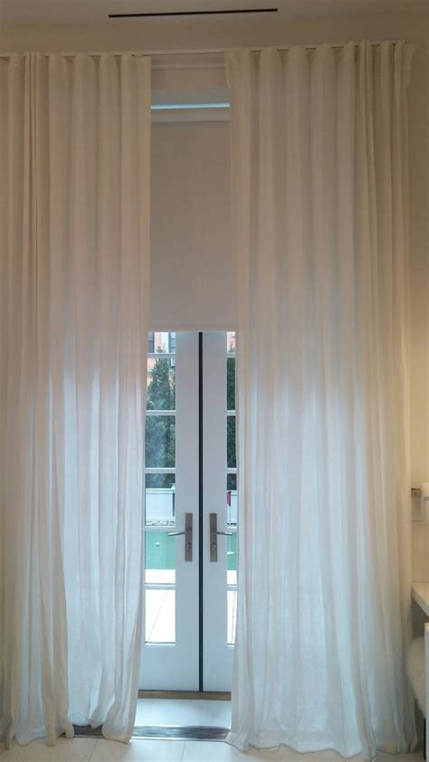Blinds And More by Custom Sheer Curtains And Shades Combination By Ny City