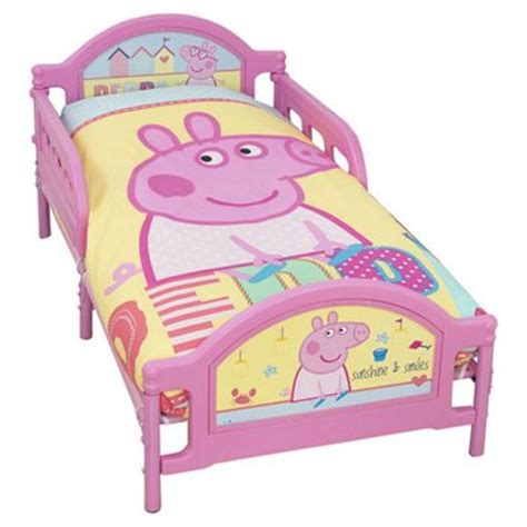 Buy Peppa Pig Toddlerjunior Bed From Our Toddler Beds