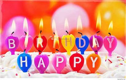 Birthday Happy Cake Wallpapers Desktop Cakes Screen