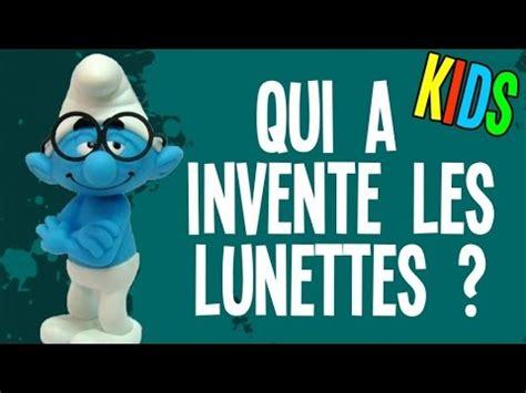 qui a invente les pates qui a invent 233 les lunettes question histoire 12