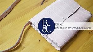 Comment Faire Un Sac : diy 2 sac en cuir sans machine coudre youtube ~ Melissatoandfro.com Idées de Décoration