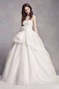 white by vera wang vw351315 style lace illusion wedding With white by vera wang wedding dress