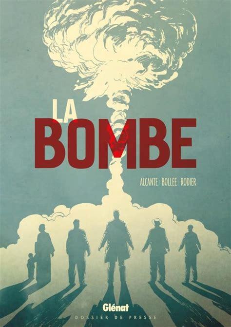 bande dessinee la bombe la science  le  en noir