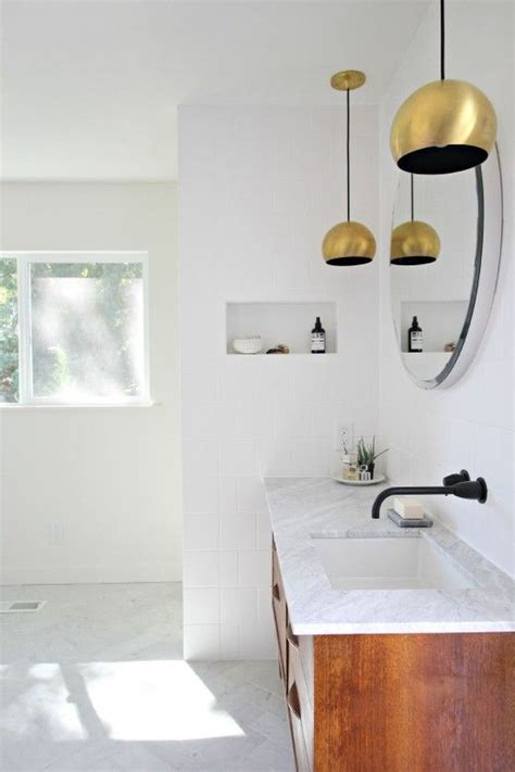 trendy mid century modern bathrooms   inspired