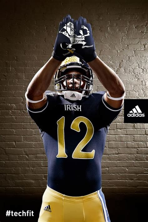 notre dame unveils pinstriped yankees inspired uniforms