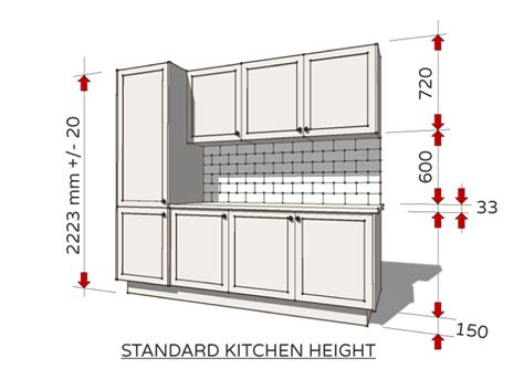 kitchen stove island standard dimensions for australian kitchens renomart