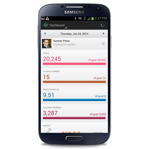 how to sync fitbit with android phone fitbit