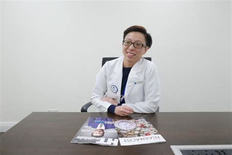 Oncology Pharmacist by The Human Touch Oncology Pharmacist Jo Yap On