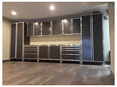 Garage Cabinets Ta by Matching Garage Cabinets To Custom Garage Flooring Vault