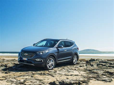 2016 Hyundai Santa Fe Series Ii Review & First