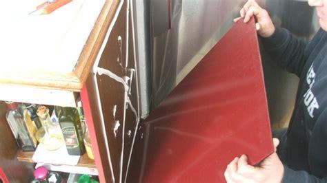 changer les facades d une cuisine rhabiller sa cuisine en plaques de verre