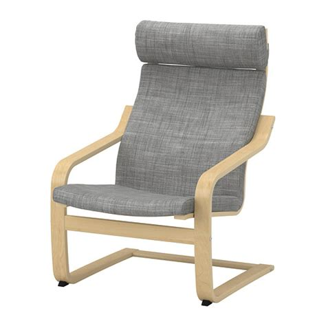 poang rocking chair grey po 196 ng chair cushion isunda gray ikea