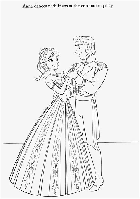 beautiful disney frozen coloring pages  instant knowledge