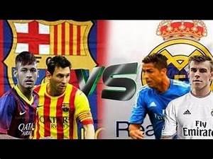 Bale & Ronaldo Vs Neymar & Messi || The War || HD - YouTube