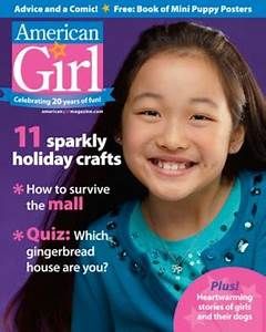 Get a Year of American Girl Magazine for only $14 87