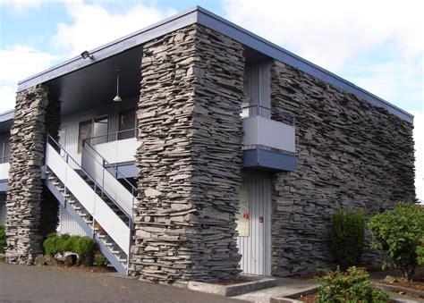 washington mid century modern residential buildings