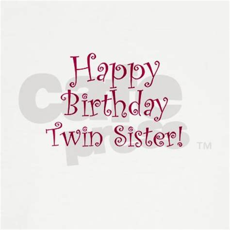 twin happy birthday quotes
