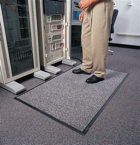 anti static floor mat esd anti static carpet are carpeted esd mats by american