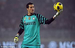 Julio Cesar to sign for QPR from Inter Milan | Daily Mail ...