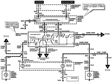 2003 Expedition Headlight Wiring Diagram by Where Can I Find A Wiring Diagram For A 1997 Ford