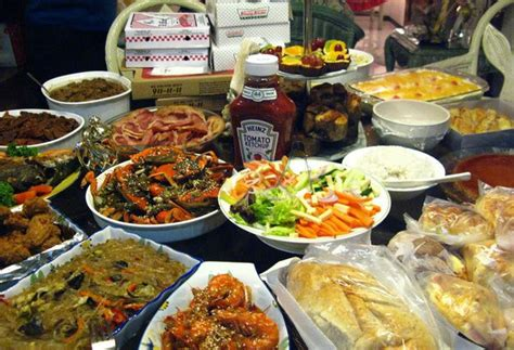 What Pinoys Served For Noche Buena  Food And Leisure