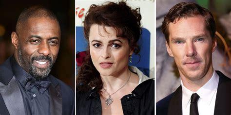 Benedict Cumberbatch, Idris Elba And Helena Bonham Carter ...