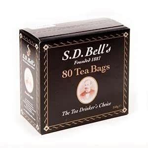 The coffee and tea exchange was founded in 1975 by college roommates, steve siefer and peter longo. Amazon.com : S. D. Bell & Co. Black English Breakfast Tea ...