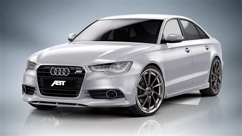 The New Abt Sporsline Audi A6
