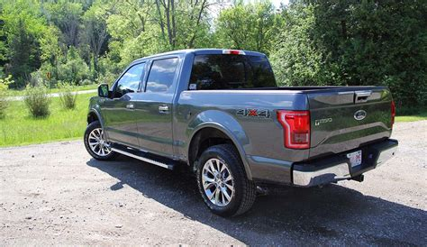 2017 Ford F 150 by 2017 Ford F 150 Lariat 4x4 Supercrew The Car Magazine