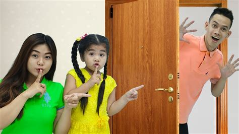 Peek A Boo Song Suri Pretend Play W Fun Nursery Rhymes