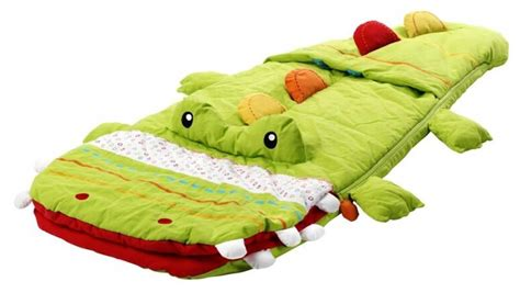 robe de chambre bebe fille lilliputiens sac de couchage crocodile théophile