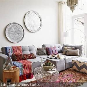 Ethno Stil Wohnen : 62 best wohnen im ethno stil images on pinterest ethnic style bedroom ideas and creative ~ Sanjose-hotels-ca.com Haus und Dekorationen