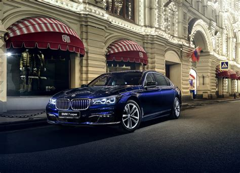 2016 Bmw Cars Wallpapers by Bmw 7 Series Luxury Blue Car Hd Wallpapers Hd Wallpapers