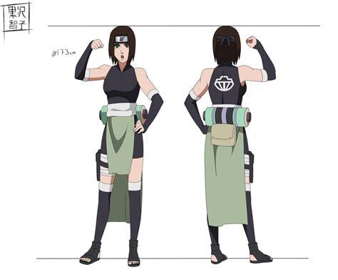 Naruto OC Sheet Tomoko Kurosawa (19-22) by maple-flower on DeviantArt
