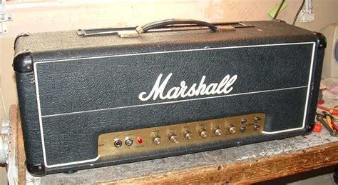 Servicing A Marshall Jmp Super Bass 100 Amp