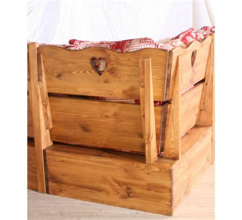 canapé style montagne canapé 3 places style montagne quot alaska quot tissu au choix 3480