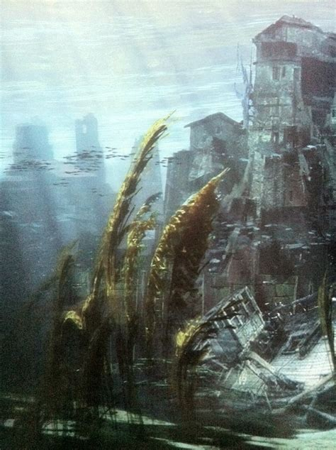 Uncharted 4 Concept Art Shows A Glimpse Of Ingame