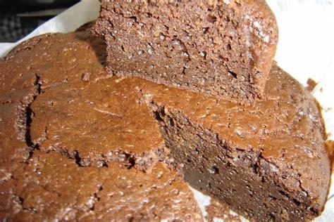 cuisiner avec du lait de coco recette de gâteau fondant au chocolat et au lait de coco