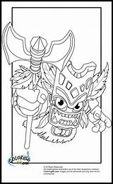 Coloring Skylanders Pages Magic Trouble Double Wrecking Ball Element Skylander Print Printable Fizz Pop Colors Teamcolors Getcolorings Team Reduced sketch template
