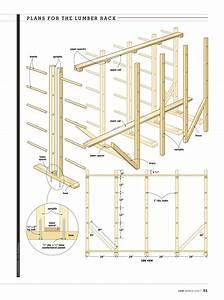 PDF Lumber Storage Plans Plans Free