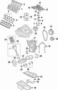 Dodge Durango Engine Camshaft Follower  Wdeactivating