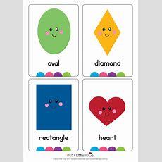 Shape Flash Cards  Shapes  Vocabulary  Kids Activities  Preschool Kids  Educational Flash