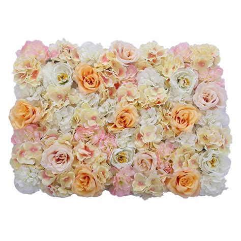 Artificial Flowers Fityle 4 Pieces Artificial Rose Flower