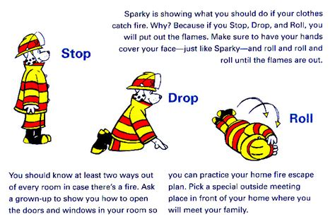 fire safety for kids brighton ny official website