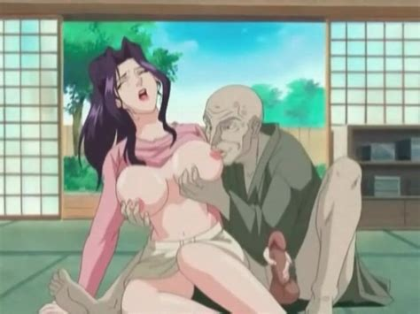 Dirty Old Man Loves The Taste Of Hentai Cunt Hentai Porn