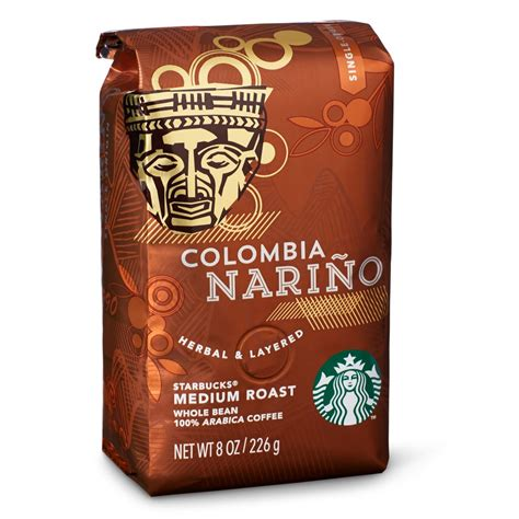 Starbucks® Colombia Nariño   Starbucks® Store