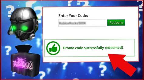 working roblox promo code   roblox