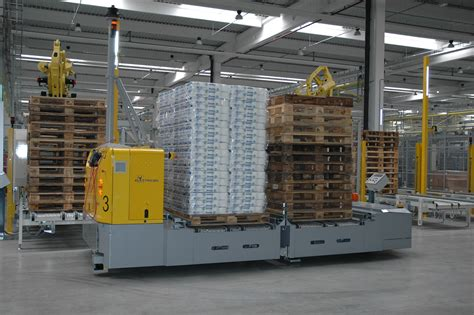 Optimizing Efficiency With End-Of-Line Pallet Handling In ...